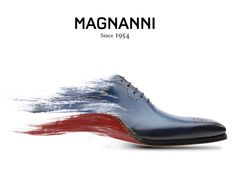 Each new Magnanni reflects passion,style, design and the art of more than 60 years of tradition and craftmanship. Visit www.magnanni.com and discover it.