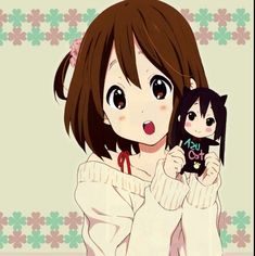 yui hirasawa and friends - Google Search