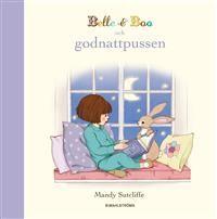 http://www.adlibris.com/fi/product.aspx?isbn=9132162707   Nimeke: Belle & Boo och godnattpussen - Tekijä: Mandy Sutcliffe - ISBN: 9132162707 - Hinta: 10,70 €