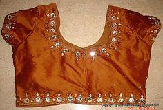 Another Choli pattern