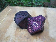 Custom Leather D10 by SmartPencilDesigns on Etsy