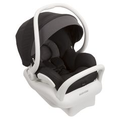 Maxi Cosi Mico Max 30 Car Seat White/Devoted Black