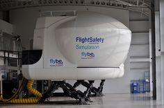 A real world flight simulator for pilot training