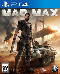 Amazon.com: Mad Max - PlayStation 4: Video Games