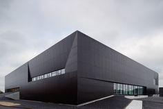 Ystad Arena Bad. Sweco/HLA. » Lindman Photography
