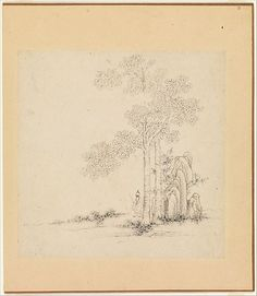 Miscellaneous Studies. Chen Hongshou (Chinese, 1599–1652) Period: Ming dynasty (1368–1644) Date: one leaf dated 1619 Culture: China Medium: Album of twelve paintings; ink on paper Dimensions: Image (each leaf): 7 x 7 in. (17.8 x 17.8 cm)