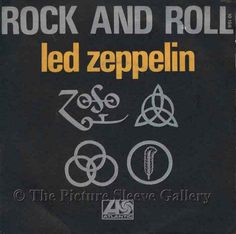 Led Zeppelin 45 RPM Cover https://www.facebook.com/FromTheWaybackMachine