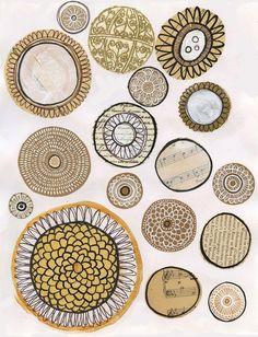 susan black design Susan Black, Flower Collage, Diy Artwork, Pattern Pictures, Black Artists, Mixed Media Collage, Diy Frame, Botanical Art, Textile Prints