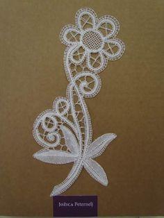 Fleur Bobbin Lace Patterns, Diy And Crafts, Crochet Necklace, Symbols, Letters, Pictures, Design, Bobbin Lace, Bruges