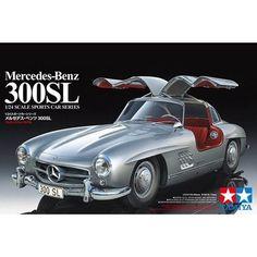 TAMIYA 1/24 Sports Car Series No.338 Mercedes-Benz 300 SL 24338 FREE SHIPPING #Tamiya