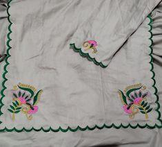 Designer Punjabi Suits Patiala, Punjabi Suits Designer Boutique, Designer Suits Online, Punjabi Boutique, Boutique Suits, Handmade Embroidery Designs, Indian Embroidery Designs, Kurti Embroidery Design, Embroidery Fashion