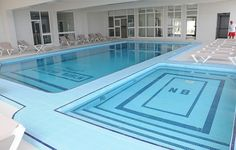 Piscina interior Vincci Nozha Beach & Spa 4* (Hammamet)