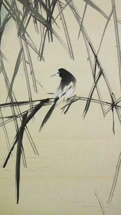 Araki Jippo 荒木十畝 (1872 - 1944), detail.