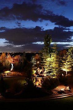 573 Best Garden Outdoor Lighting Images Vegetable Garden Backyard