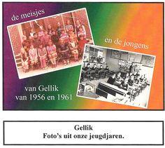 Gellik meisjes en jongens van 1956 en 1961 door Guido Maesen