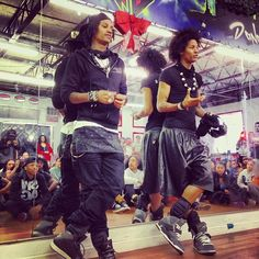 when #lestwins are totally #twinning
