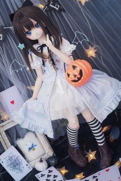 Doll Crafts, Diy Doll, Cute Crafts, Kawaii Doll, Kawaii Anime, Dream Doll, Smart Doll, Anime Dolls, Creepy Dolls