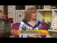 PROGRAMA HOY La Numerologia y mi Espiritualidad - Claudia Sanchez M - YouTube