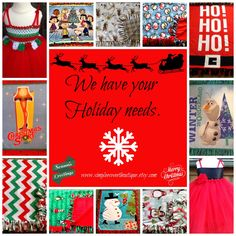 We have your Hoilday needs. Shop here: https://www.etsy.com/shop/Simpleesweetboutique?ref=l2-shopheader-name #simpleesweetboutique #christmas