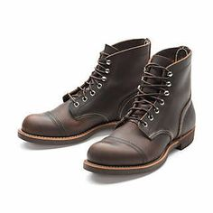 Red Wing 8111 Iron Ranger | Schuhe