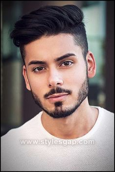 Faded And Textured Haircut Want to find a suitable undercut men hairstyle? Short curly undercut fade messy cuts for long hair modern disconnected cuts braids with bun and lots of cool styles are here! See more: - April 27 2019 at Undercut Curly Hair, Undercut Hairstyles, Boy Hairstyles, Undercut Fade, Disconnected Undercut Men, Braided Hairstyles, Shaved Undercut, Pompadour Hairstyle, Hairstyles Pictures