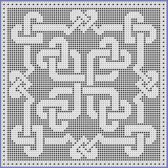 Ravelry: Many a Heart pattern by Michelle Ryan╭⊰✿Teresa Restegui http://www.pinterest.com/teretegui/✿⊱╮