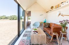 The Adventures Of A Portable Home: A Conversation With Abaton Architects - Architizer