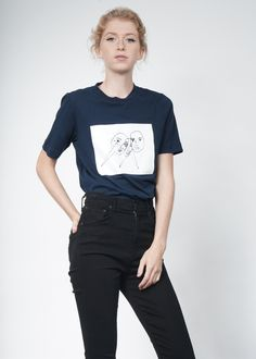 Meeting of the Minds Tee | NYLON SHOP