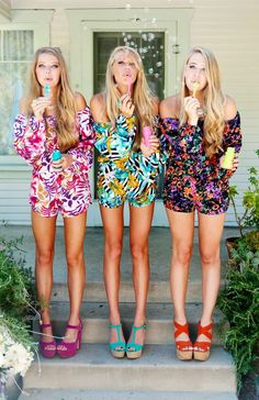 S in Fashion Avenue: JUMPSUITS & ROMPERS FOR SUMMER