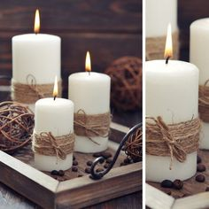 Crafty Candles #Candles #Crafty #faire part mariage #jeux ma
