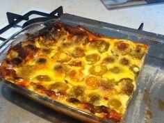 Photo 3 de recette Clafoutis aux prunes reines-claude - Marmiton