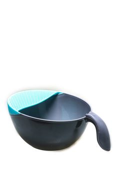 Large Turquoise Soak & Strain Washing Bowl by Art & Cook on @nordstrom_rack