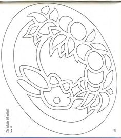 """[R - maybe, need to see filled] Filigrán - Írisz Magyar - """"Picasa"""" žiniatinklio albumai Kirigami, Egg Crafts, Easter Crafts, Diy And Crafts, Easter Colouring, Colouring Pages, Spring Crafts, Holiday Crafts, Paper Cutting Patterns"""