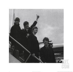 The Beatles I Art Print at Art.com