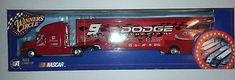 BILL ELLIOTT DODGE Winner's Circle DIE CAST Semi TRUCK TRAILER RIG 1:64 NEW
