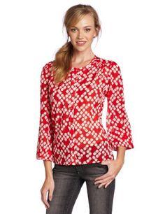 Trina Turk Women's Gallerie Blouse Trina Turk. $116.10. Button down. 93% Silk/7% Lycra. Dry Clean Only. Dada Dot Georgette. Long sleeves