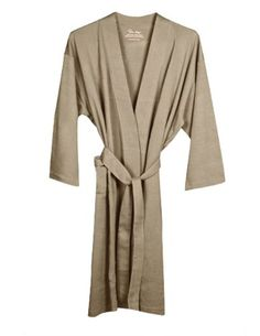 Organic Combed Cotton Bath Robe in Earth   To view further for this item 542c9947e