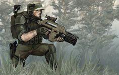 Endor Rebel Commando redesign by kvlticon.devianta by BaronNeutron.deviantart.com on @DeviantArt