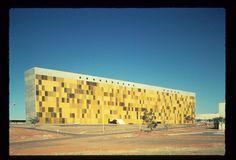Niemeyer, 1977 - Anexo IV da Câmara dos Deputados