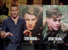 Chris Pine, SNL