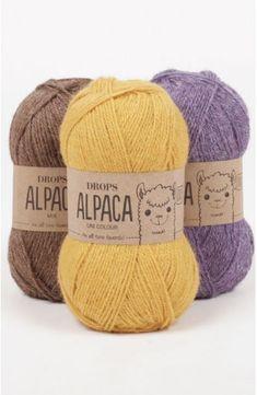 DROPS Alpaca 1001 Laines, Tricot Enfant, Pelote De Laine, Laine Tricot,  Tricots 515bd68bad8