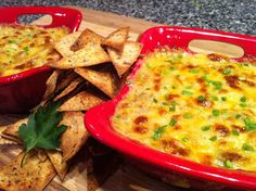 Peace, Love, and Low Carb: Hot Shrimp and Artichoke Dip