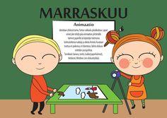 Mollan animaatiokoulu | Molla Joko, Education, Comics, Digital, Kids, Art, Young Children, Art Background, Boys