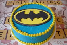 Batman #BatmanCake