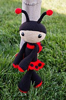 KIT - Lizzy the Ladybug on Ravelry