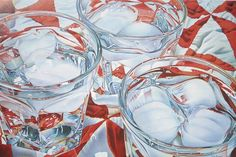 Watercolor art prints exquisitely created with emphasis on glass subject matter. Award winning fine art watercolor prints by the artist Liz Rogers. Watercolor Sketch, Watercolor Print, Watercolor Paintings, Watercolours, Watercolor Ideas, Glass Photography, Pastel, Still Life Art, Painting Lessons