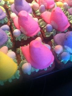 Marshmallow Peeps Crafts
