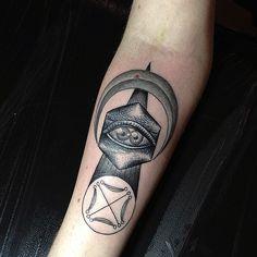 by Maxime Büchi / M—X—M #tattoo #tattoos