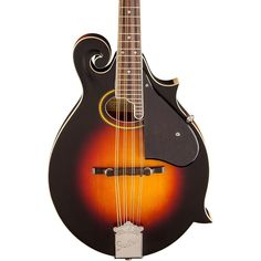 Gretsch Guitars G9350 Park Avenue F Acoustic-Electric Mandolin 3-Color