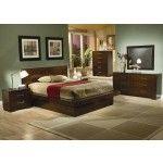 $1483.94  Coaster Furniture - Jessica Elevated 4 Piece California King Platform Bedroom Set - 200711KW-4set